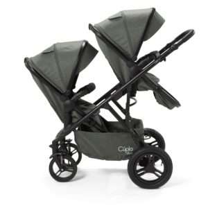 Cupla Duo 2 in 1 Pushchair – Forest test